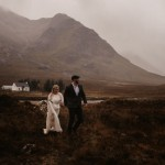 Scottish Elopement Styled Shoot