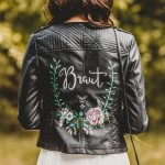 These Hand Painted Bridal Jackets Are Sure to Inspire