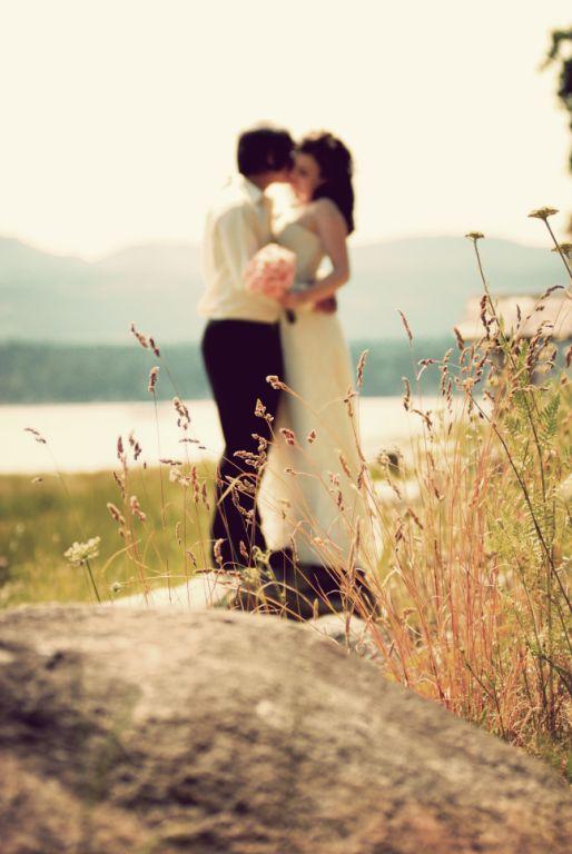 Outdoor Wedding. Photo courtesy of Erin Wallis Photography