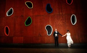 wedding couple by Ralph Heinze Photography