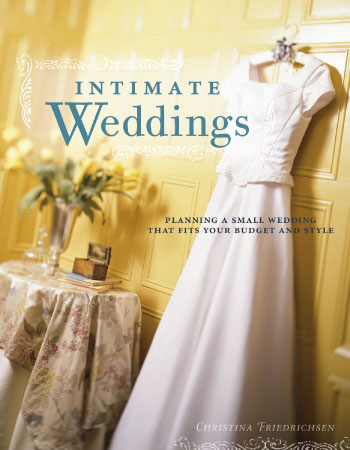 Cover Intimate Weddings