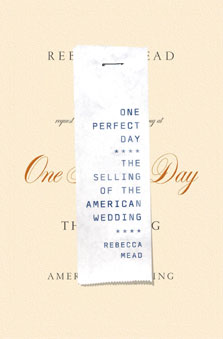One Perfect Day Rebecca Mead