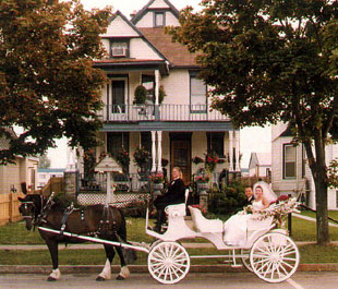 Rainbow House Niagara Falls Wedding Destination
