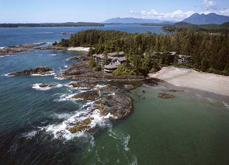 Wickinninnish Inn Tofino BC wedding Venues