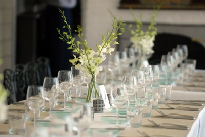 single table wedding reception dc nearlyweds