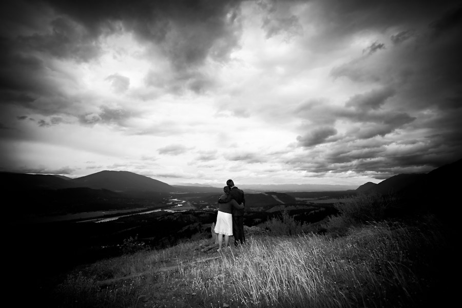 mountain wedding british columbia
