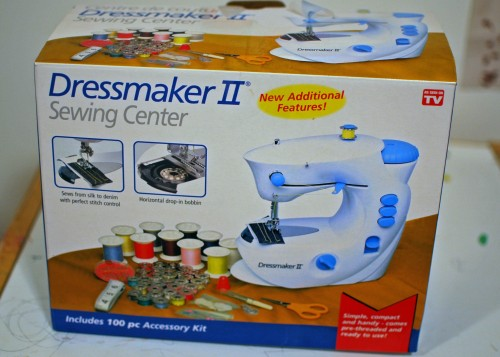 dressmaker sewing machine
