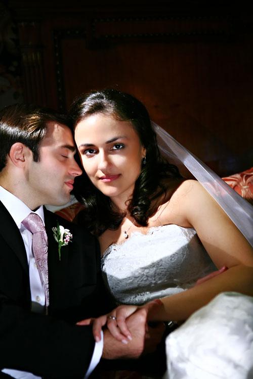 wedding couple cameron estates