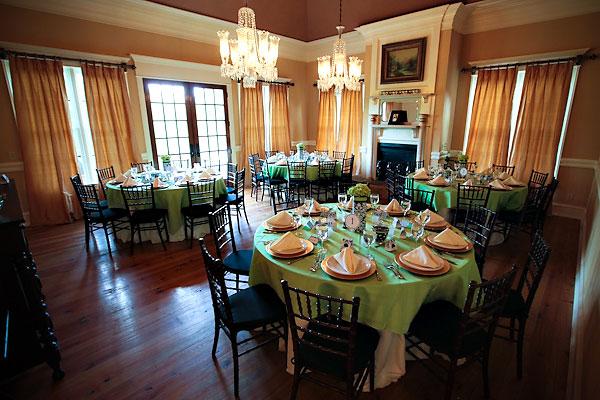 inn wedding reception