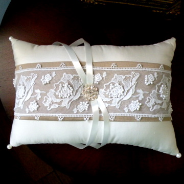 ringbearers pillow