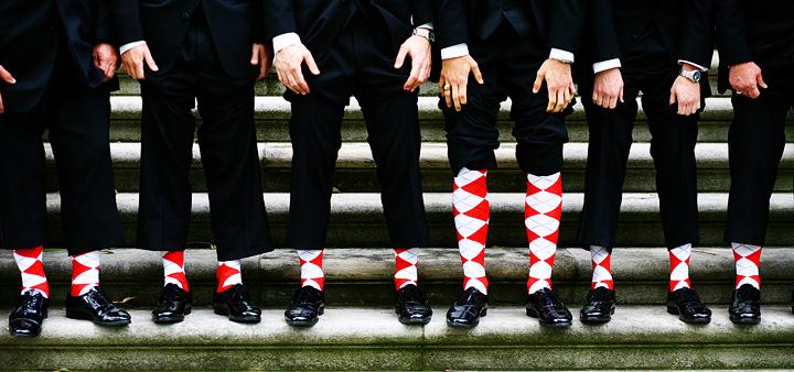 argyle socks groosmen