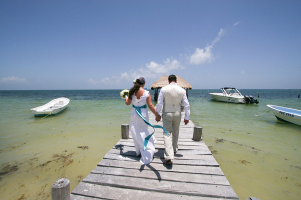 wedding dock