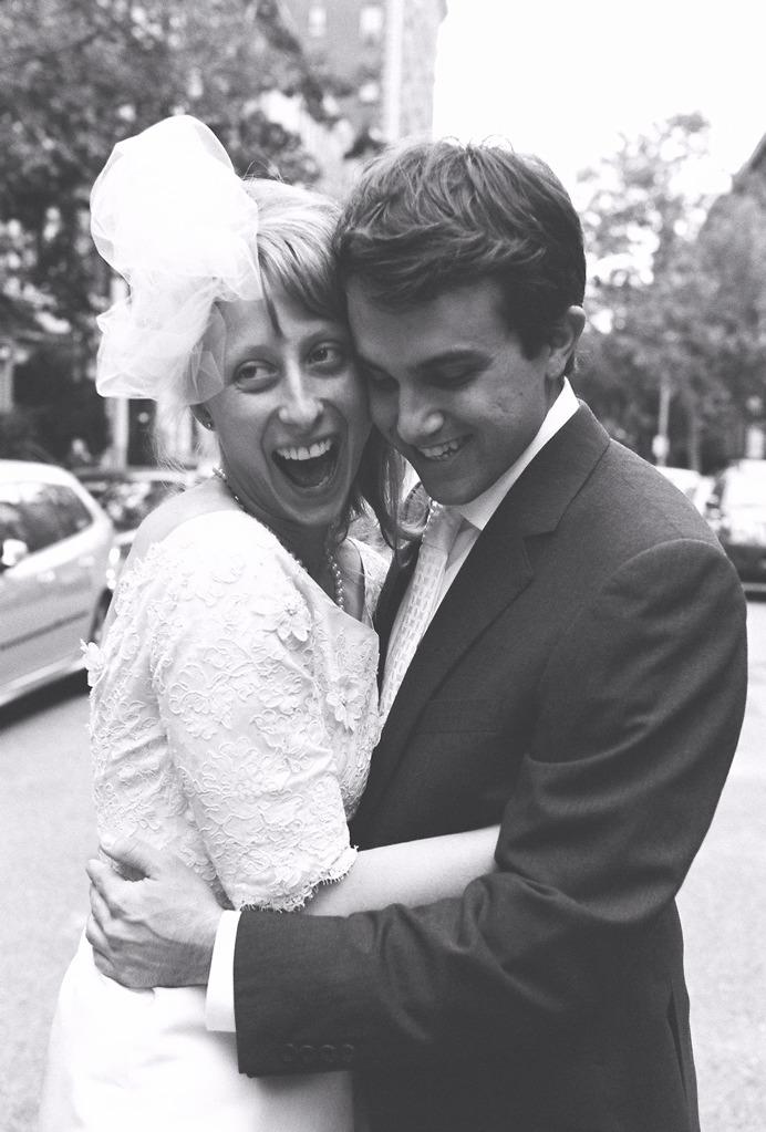 wedding couple new york