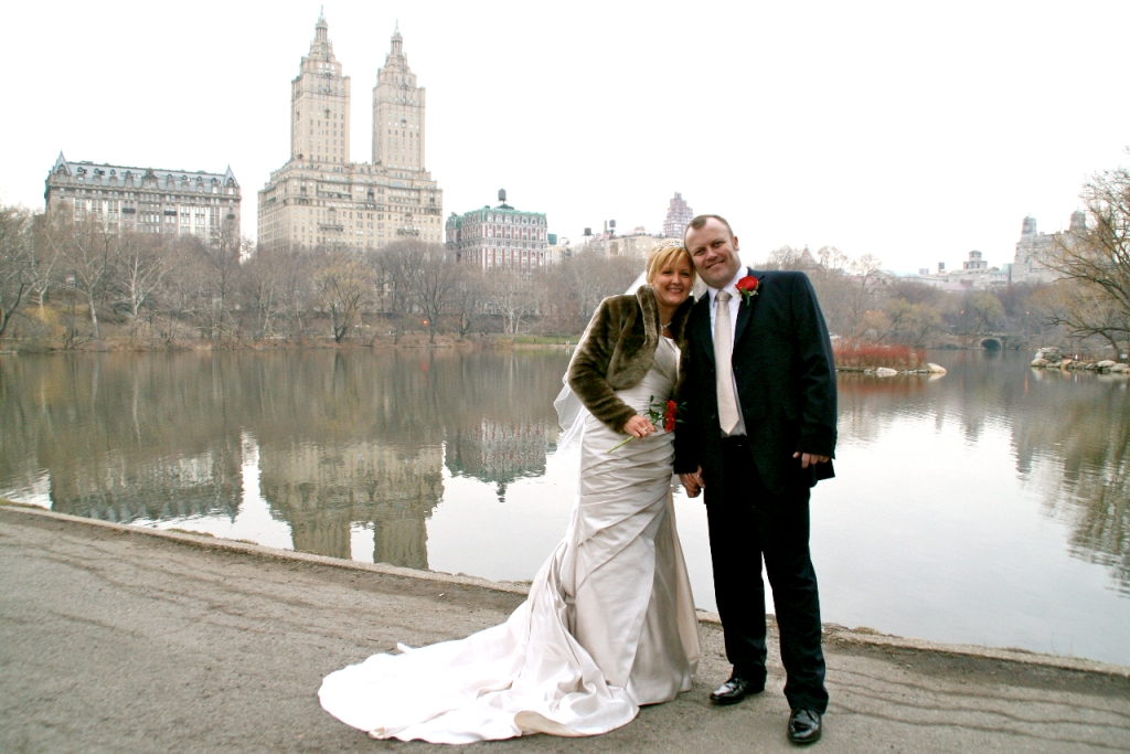 Autumn Wedding In New York