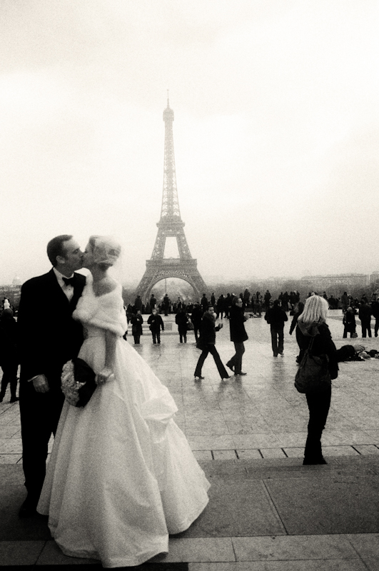 destination wedding in paris