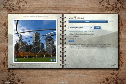 Bên cạnh giao diện vô cùng bắt mắt, Wedsite.com cũng cung cấp những công cụ điều khiển thân thiện với người sử dụng.