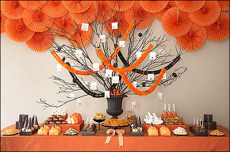 Halloween Theme Wedding Ideas