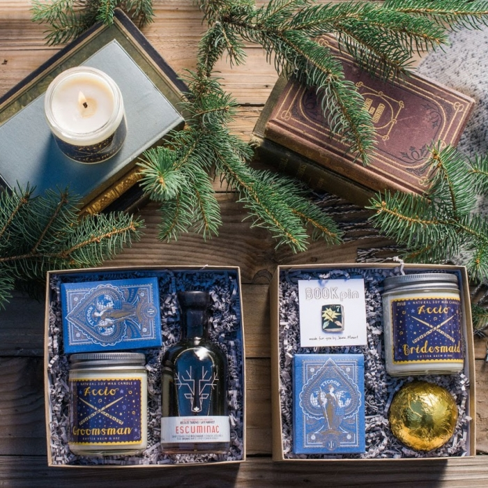 harry potter wedding gifts