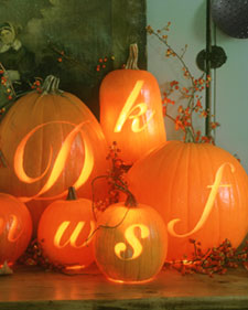 Pumpkin Theme Wedding Ideas