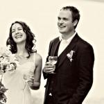 BC wilderness wedding