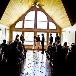 mountain wedding in BC