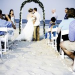 beach wedding in nc