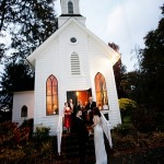 little church wedding