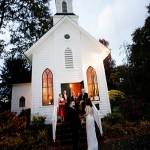 little church wedding