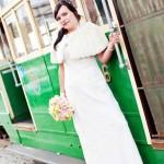 trolley wedding san fran