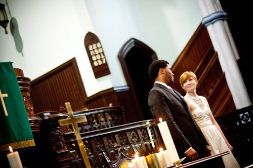 wedding ceremony in montreal
