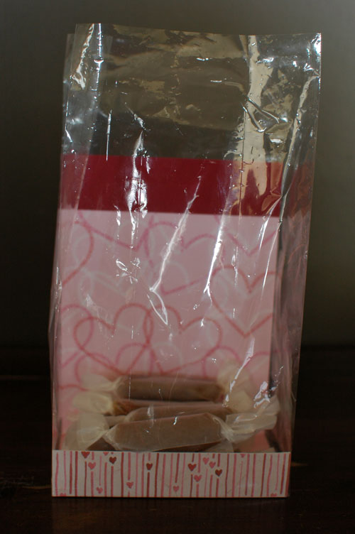 diy candy bag