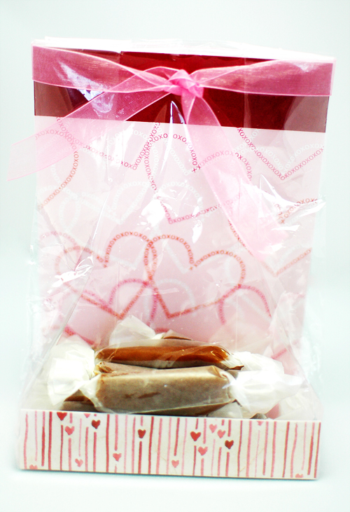 Free Wedding Printable DIY Candy Favor Bags
