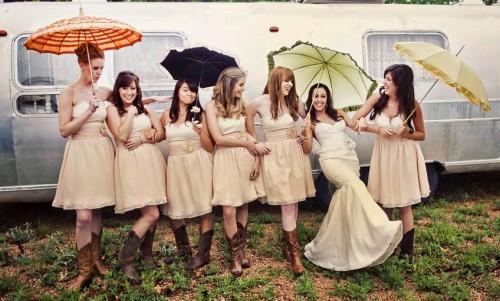 cowboy boots bride
