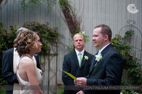 chicago restaurant wedding outdoors