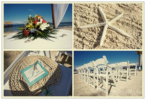 mexico resort wedding