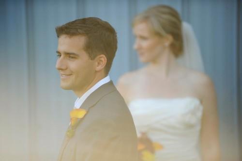 outdoor wedding in victoria