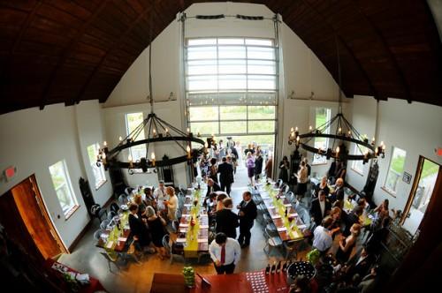 wedding reception british columbia