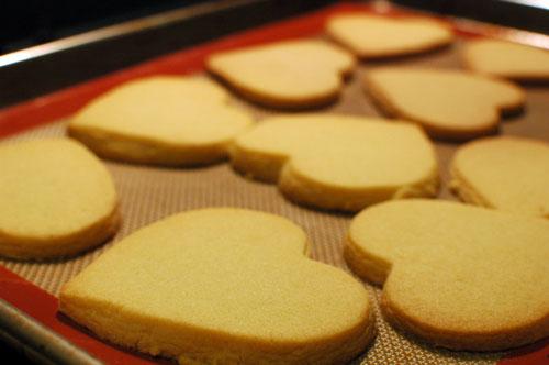valentines day cookies