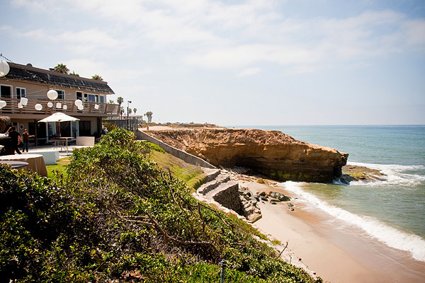 ocean view villa california