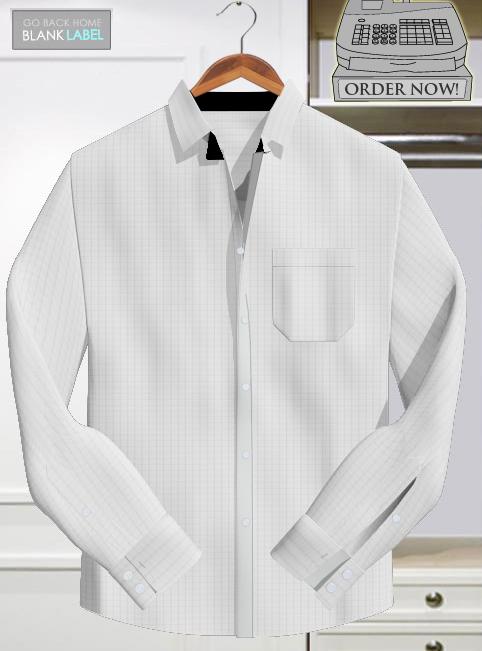 Thông báo người chiến thắng cuộc thi thiết kế áo sơ mi Blank Label.