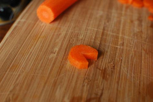 carrot appetizer