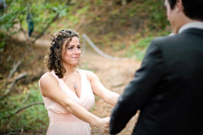 california outdoor park wedding