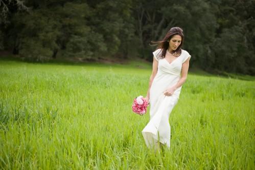 california wedding at winery