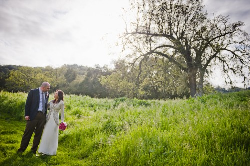 california real wedding