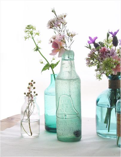 antique bottles vases