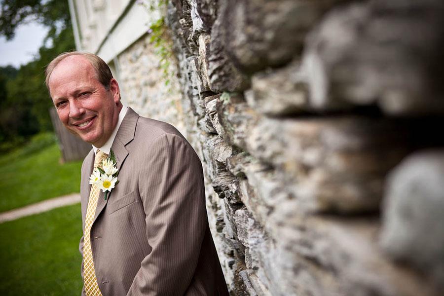groom on plantation