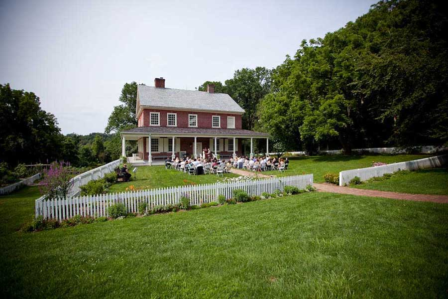 plantation wedding in pa