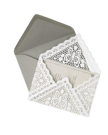 doily envelope