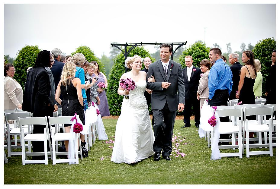 georgia winery wedding ceremony