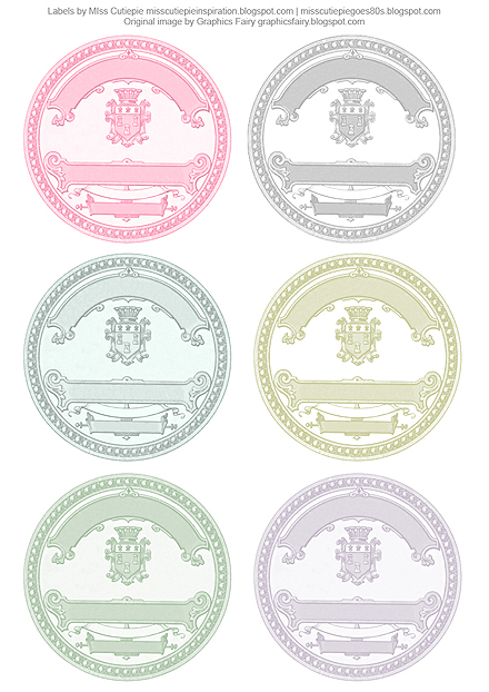 image regarding Printable Vintage Labels named Do it yourself Marriage ceremony Printables: Free of charge basic labels